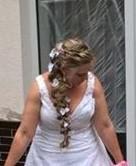 květinová girlanda do vlasů,