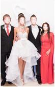 Extravagantné svadobné šaty , 35