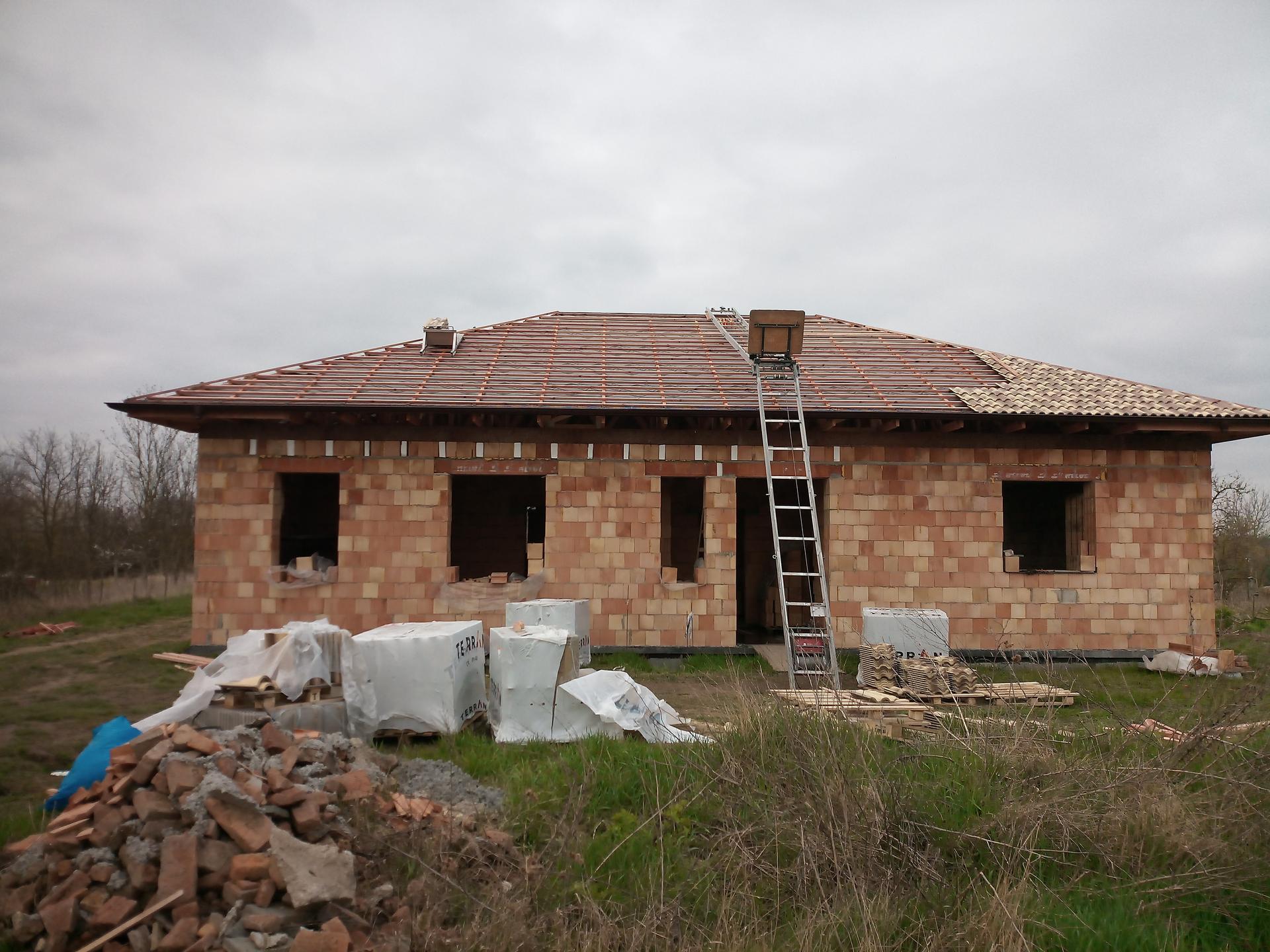 Věnec + střecha - Obrázek č. 21