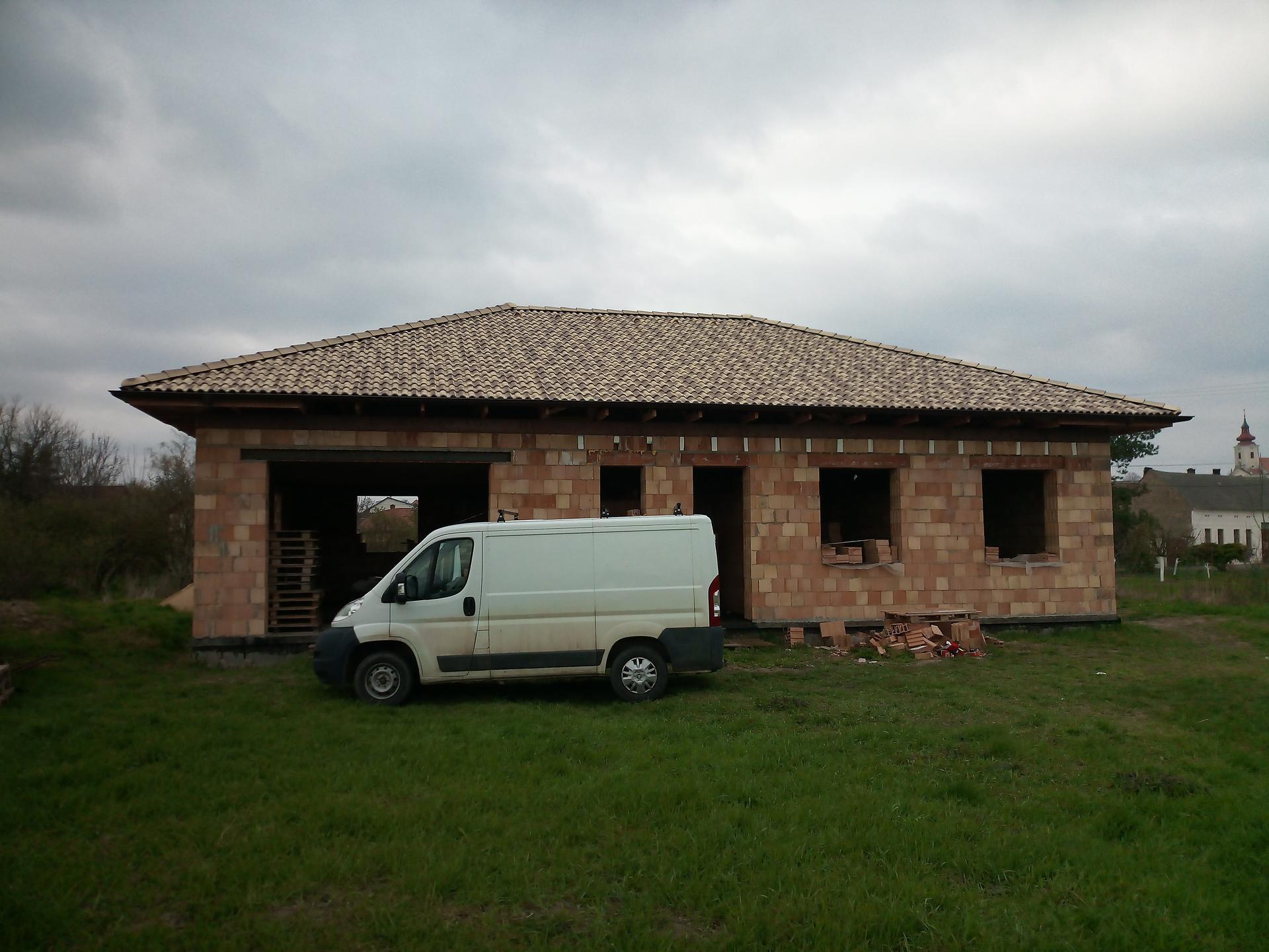 Věnec + střecha - Obrázek č. 25