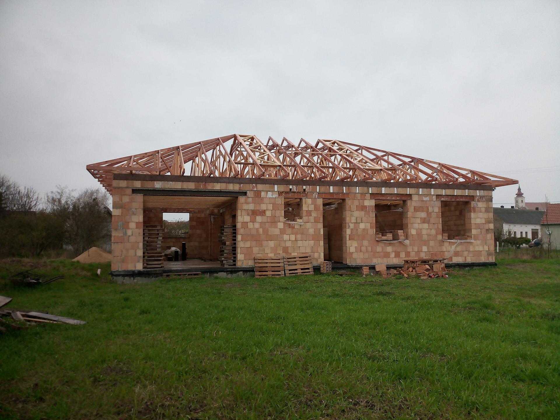Věnec + střecha - Obrázek č. 16