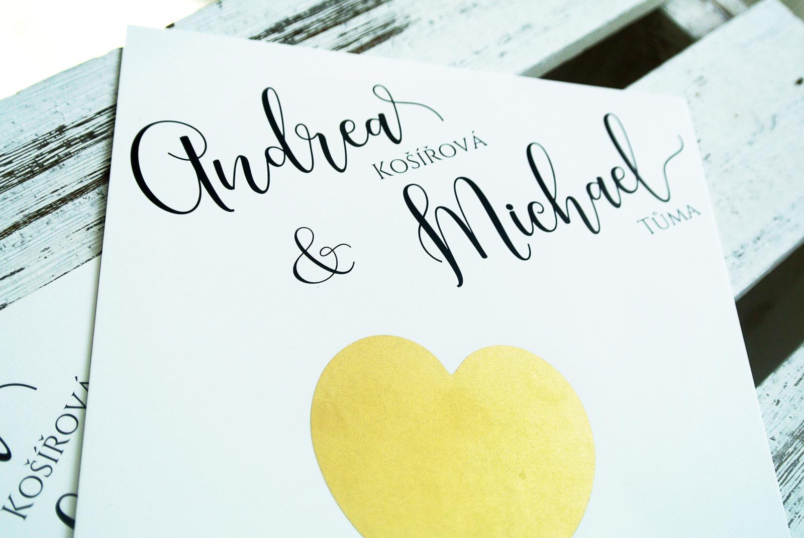 Stírací svatební oznámení - Obrázek č. 5