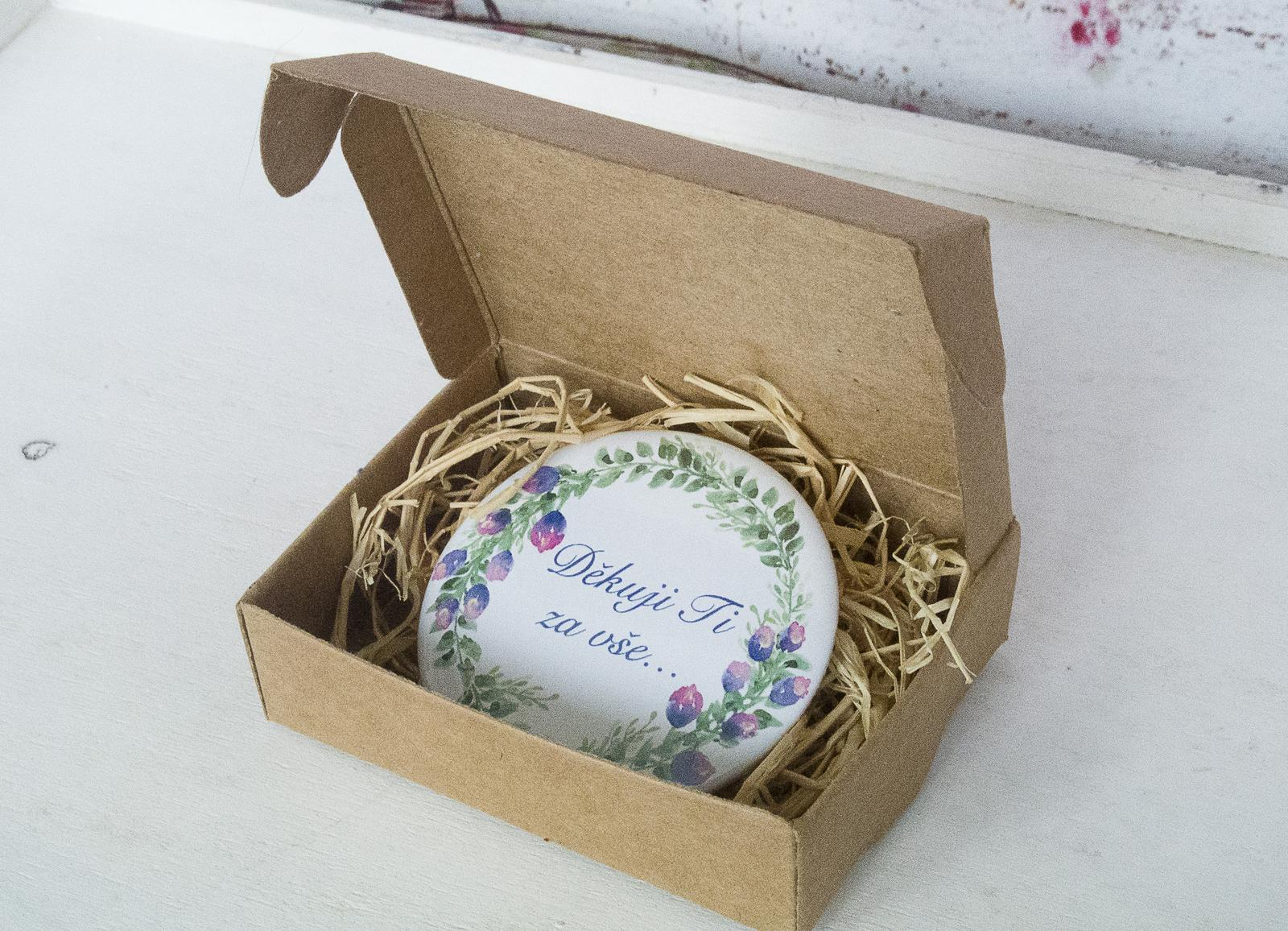 Zrcátka s krabičkou - Obrázek č. 1