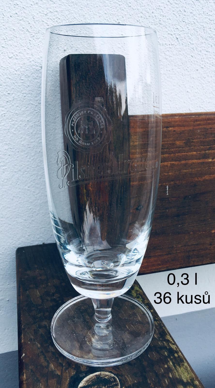 Pivní sklenice - Obrázek č. 1