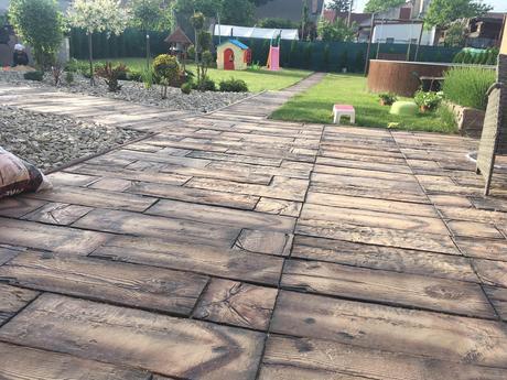 betonové drevo - drevo z betónu - Obrázok č. 1