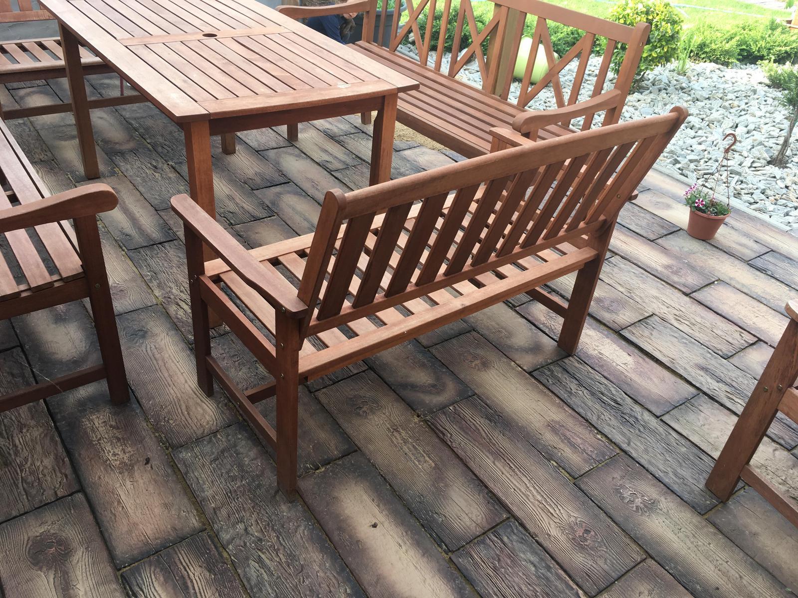 betonové drevo - drevo z betónu - Obrázok č. 2