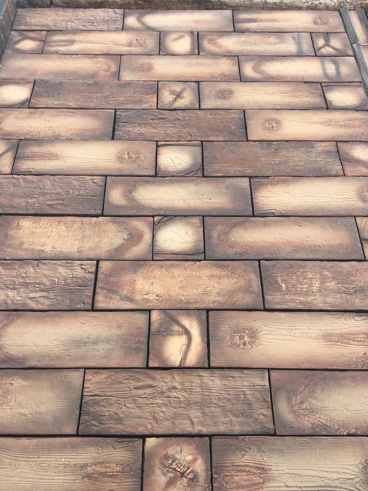 betonové drevo - drevo z betónu - Obrázok č. 3