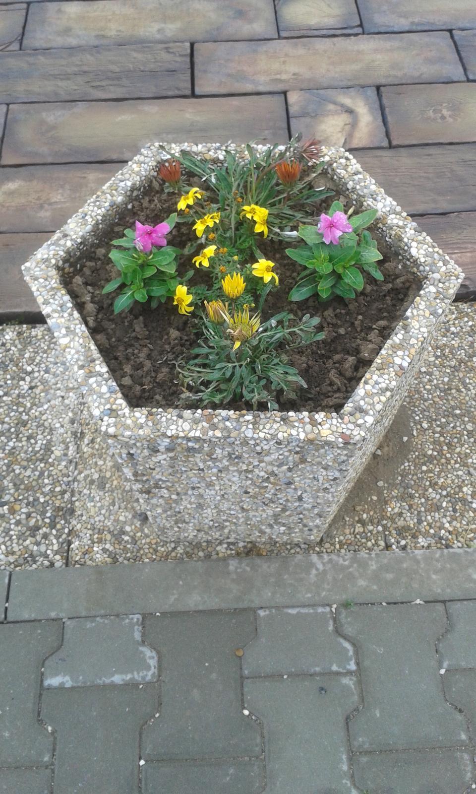 vymyvané kvetináče - Obrázok č. 4