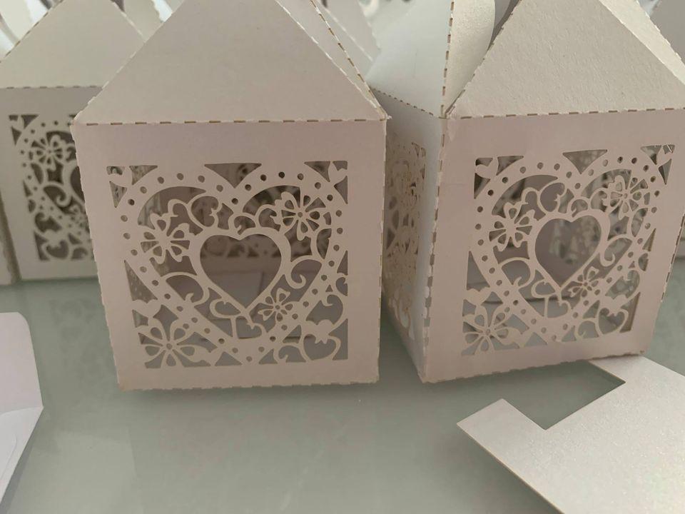 Svatební krabičky - Obrázek č. 1
