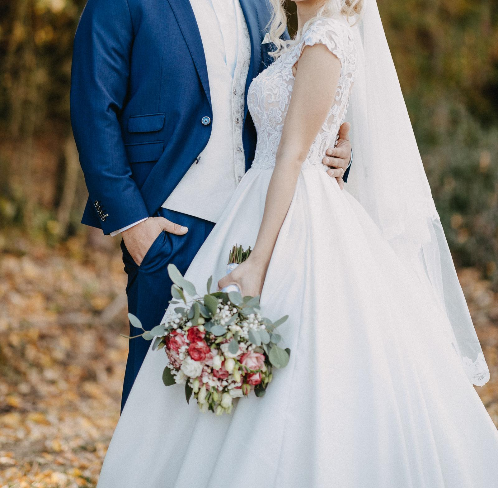svadobné talianske šaty - Obrázok č. 1