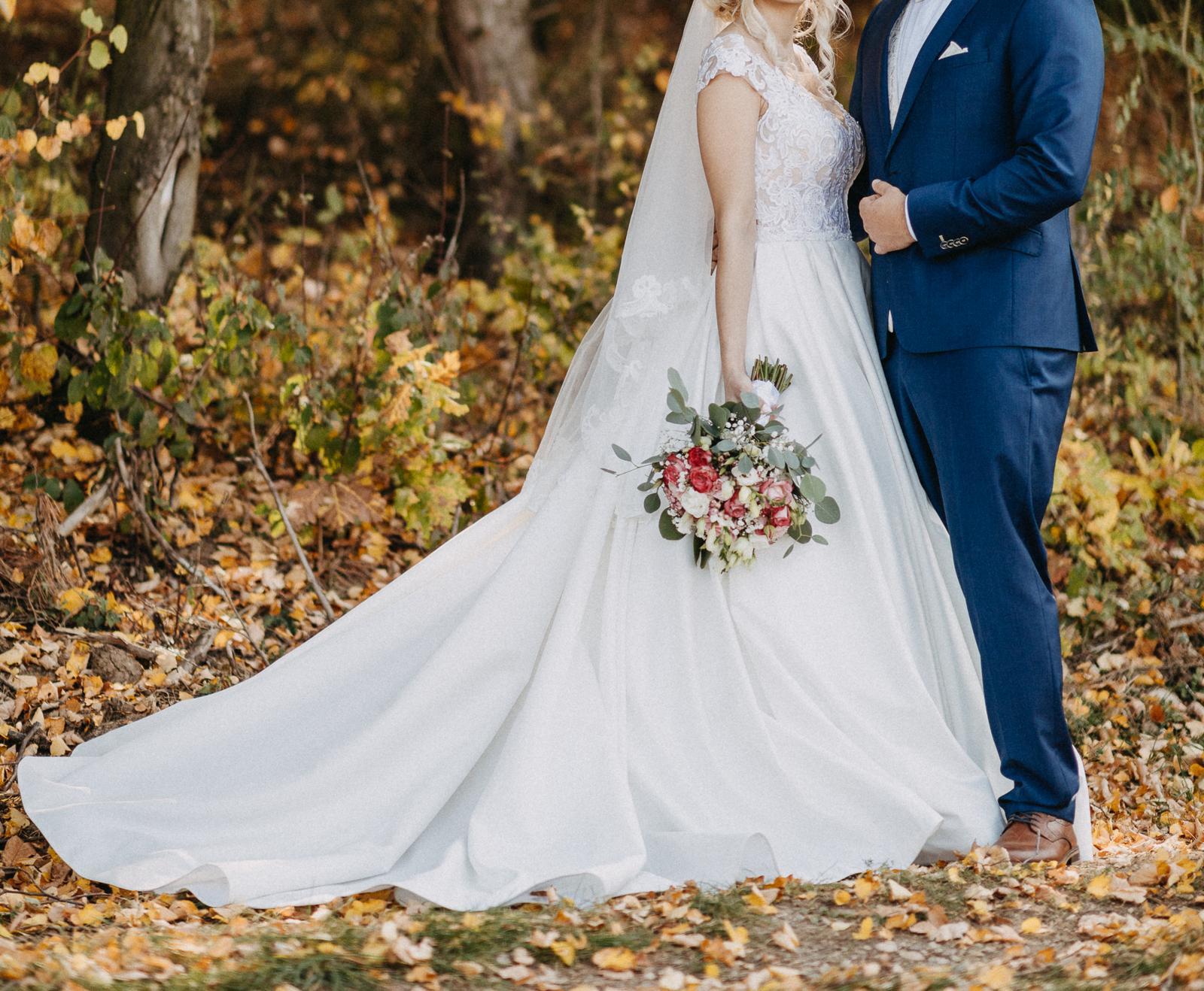 svadobné talianske šaty - Obrázok č. 3