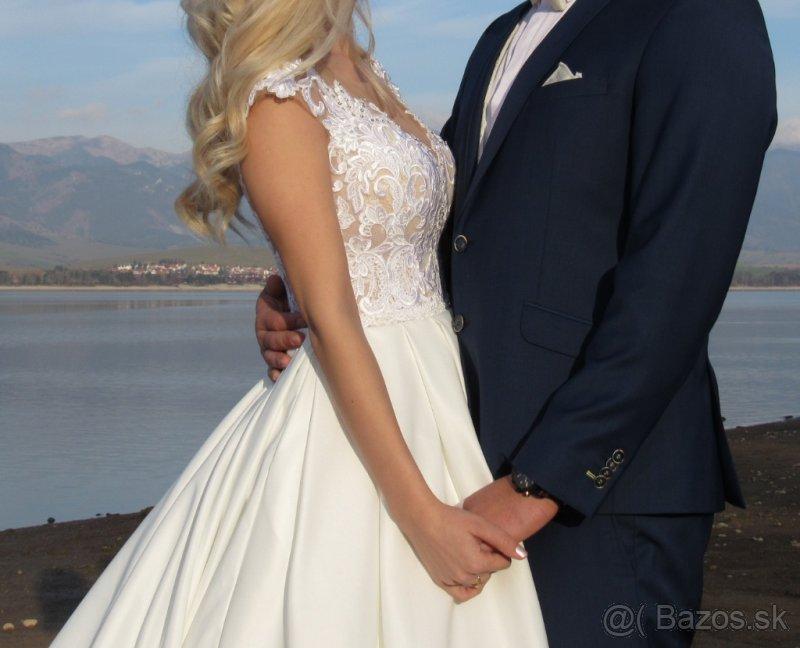 Svadobné šaty Armonia - Obrázok č. 1