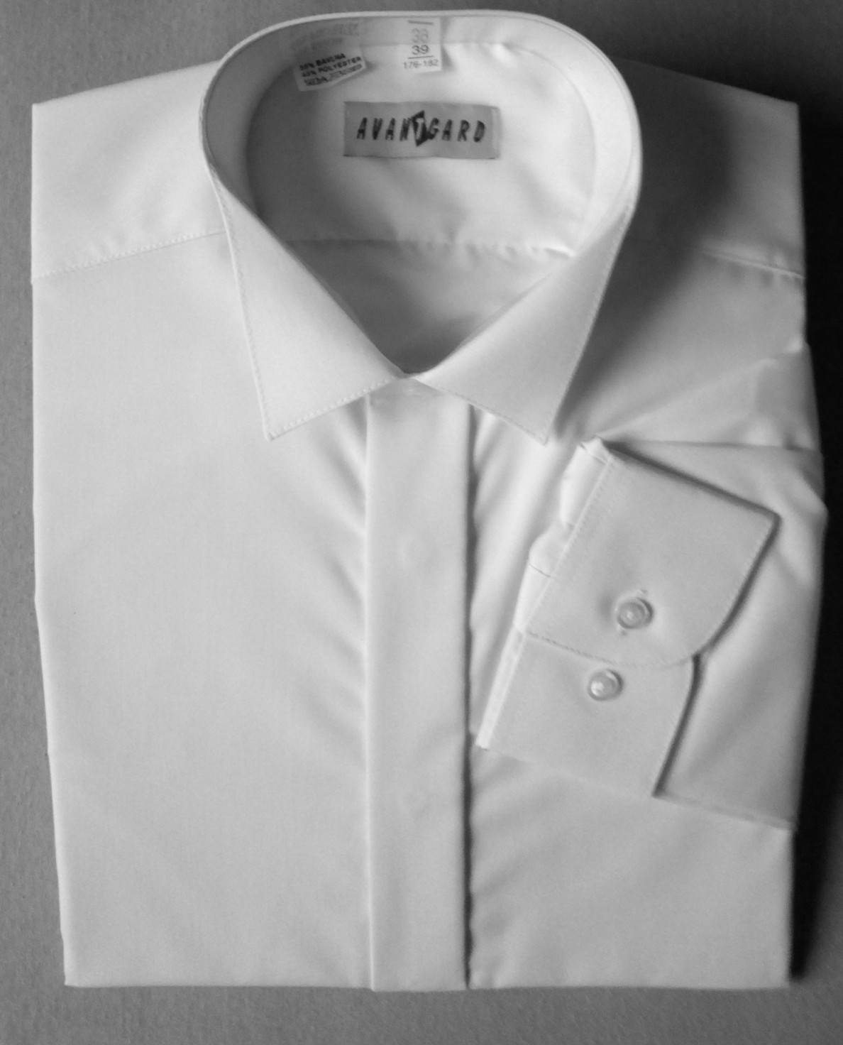 Svadobná košeľa - Obrázok č. 1