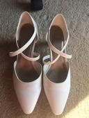 Svatební boty vel. 40 , 40