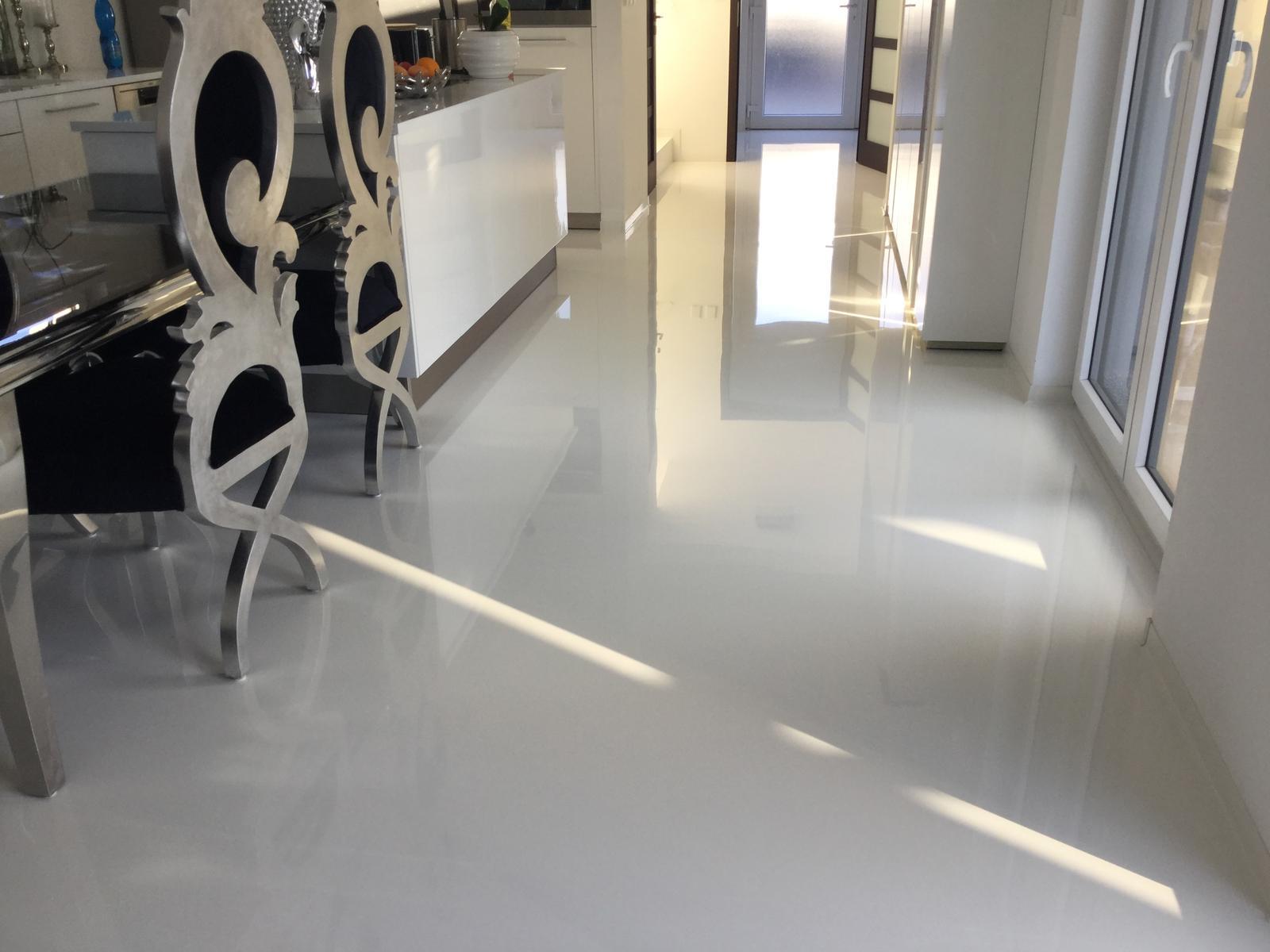 My máme luxusní podlahu... - Obrázek č. 4