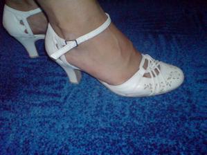Boty nevěsty