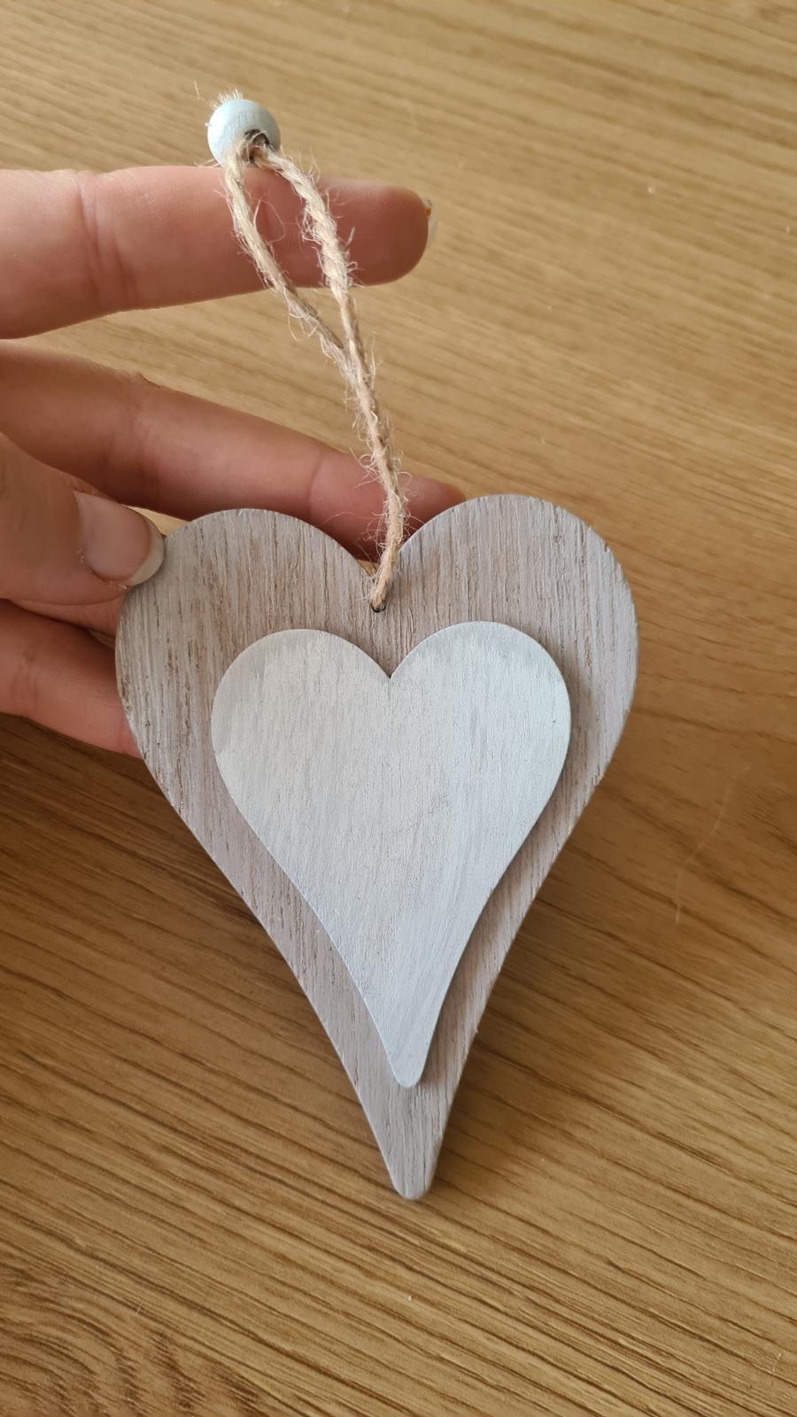 Dekorační srdce - Obrázek č. 1