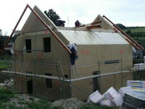 2.den stavby 5.8.2008