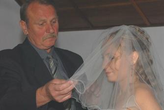 Příprava nevěsty od tatínka