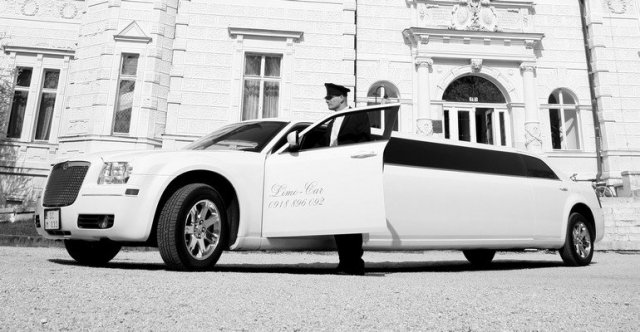 Nase pripravy:) - nasa limuzinka:)