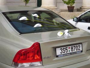 vysněné zdobení auta