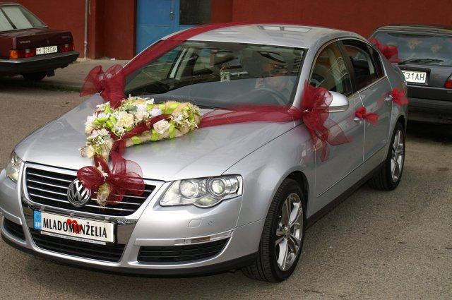 Vyzdoby svadobných  áut - Obrázok č. 22
