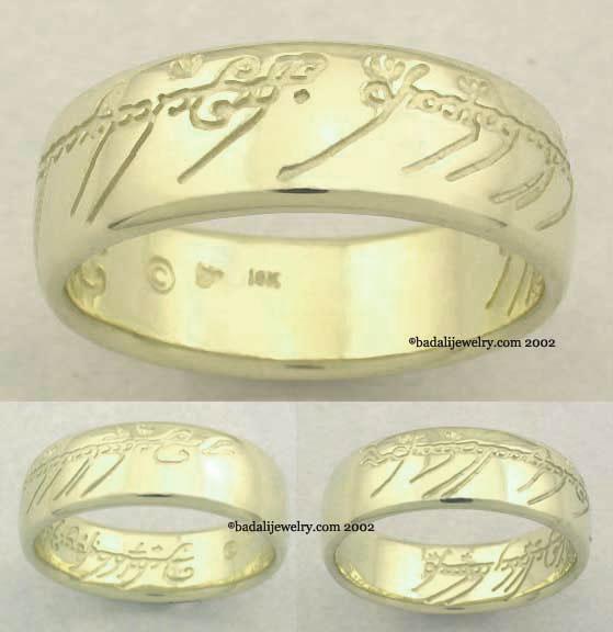 Michal a Barbora : Príprava na našu elfskú svadbu - elský Love ring