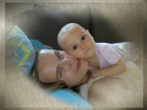 mamka a Áďa :o)
