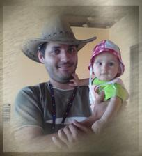 Taťka a Adélka :o))