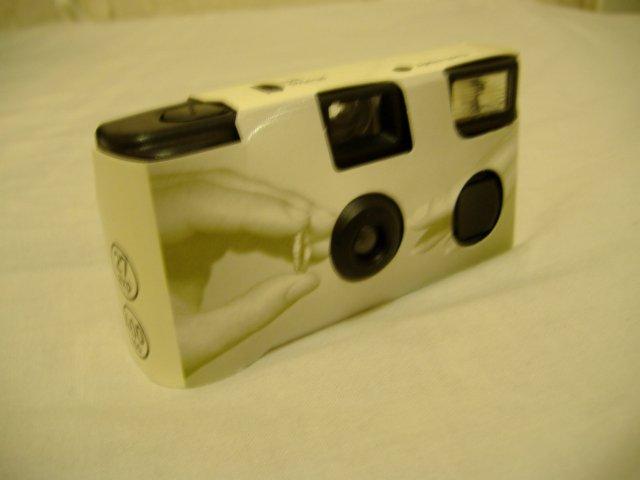 Petra a Marek - V každom balení je 6 takýchto fotoaparátov.