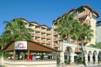 Na našu svadobnú cestu pôjdeme do Turecka. Toto je hotel, v ktorom strávime spolu dva týždne.