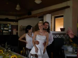 novomanželé Kozlovi :-)