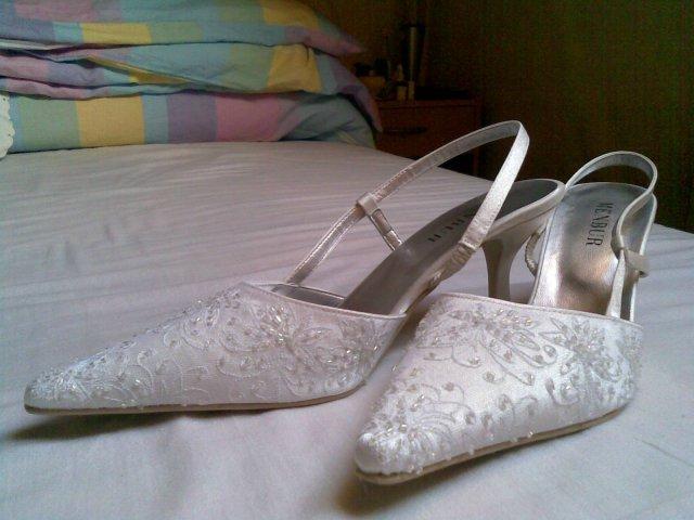 Janka a Martinko-naše prípravy - moje topánočky