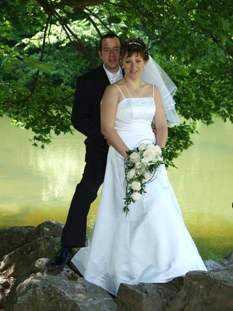 Janka Pastvová{{_AND_}}Martin Šteiger - pri smolenickom rybníku