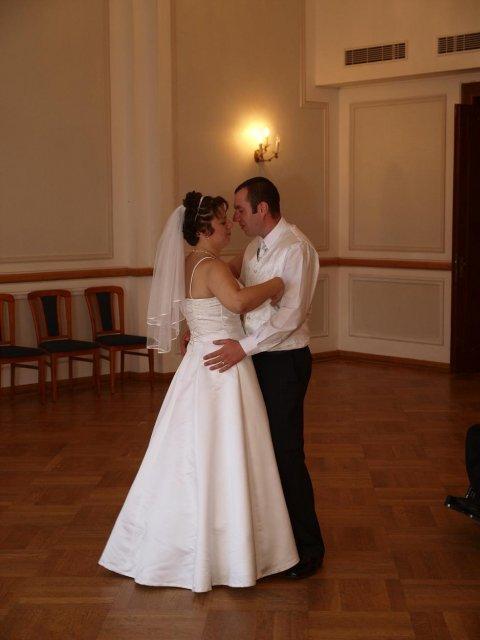 Janka Pastvová{{_AND_}}Martin Šteiger - náš prvý manželský tanec