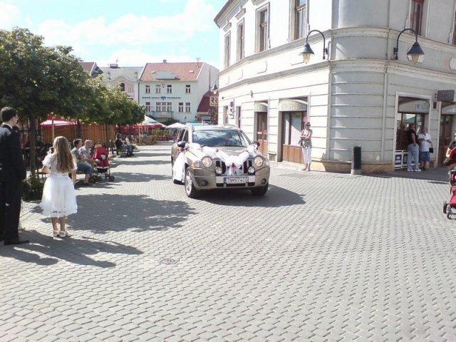 Zuzana Košťálová{{_AND_}}Ivan Sivčák - frčíme na Matriku