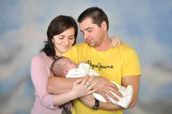 22. ledna 2011 jsme se stali rodiči :-) narodil se nám syn Dominiček