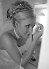 Přenádherná nevěsta! Didianka z mojesvatba.sk
