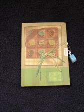 Kniha na vzkazy, přání, ....