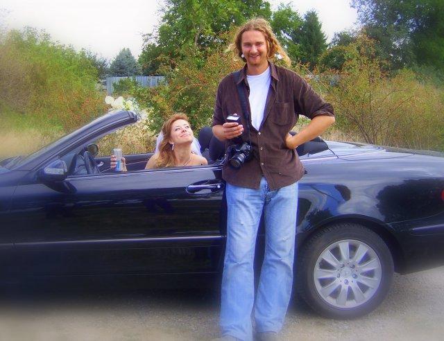 Michaela{{_AND_}}Jochen - toto je nas 'cool' fotograf....