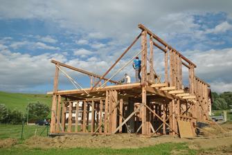 10 dní práce s drevom