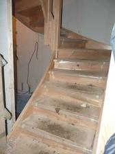 naše čisté schody ;-)