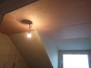 protipožární stropy v koupelně