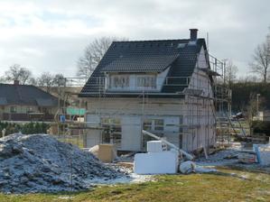 střecha +oplechování komplet