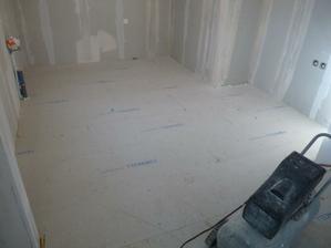 podlaha kuchyně