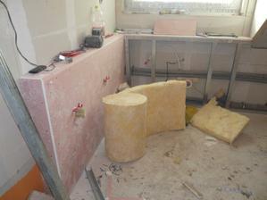 Instalačka horní koupelna- jaksi níž?