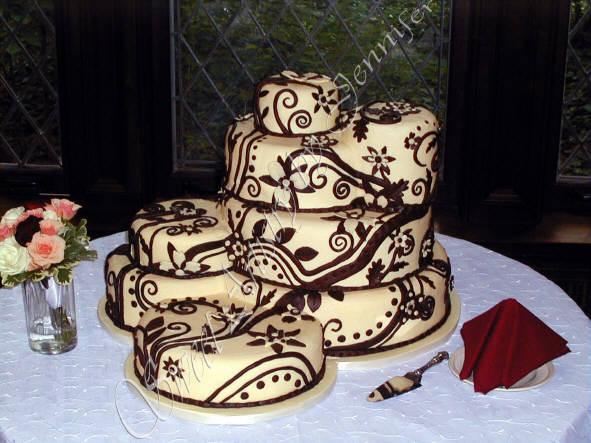 Zaujímavé tortičky :-) - Obrázok č. 14