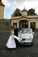 naše autíčko - taxi limuzína