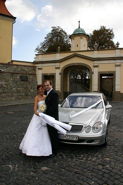 Žany Bendíková{{_AND_}}Mirko Jakubík - naše autíčko - taxi limuzína