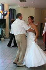 prvý tanec s tatom